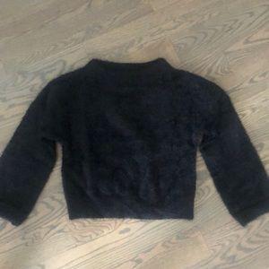 Lovers + Friends fuzzy sweater